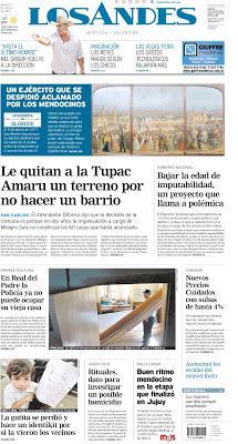 Le Bicentenaire de la Traversée des Andes: à Mendoza, c'est parti [Actu]