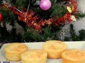 Muffins vanille Michalak fourrés chocolat