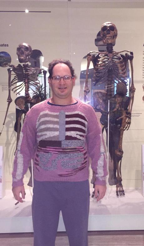 Le roi du tricot caméléon