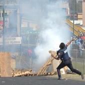Mexique : trois morts dans les manifestations contre la hausse du prix de l'essence
