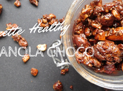 Granola chocolat fait maison {Healthy}