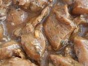 Marinade balsamique pour poulet