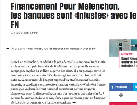 #JLM2017 vole au secours du #FN, pauvre parti injustement ostracisé (rires)