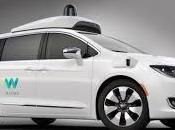 nouvelle génération voitures autonomes Google Waymo