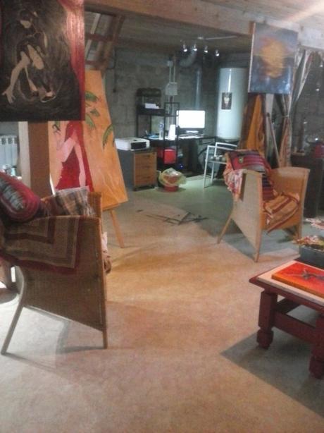 Mon atelier- Marsac en Livradois