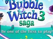 Bubble Witch Saga lancé iOS, Android Facebook