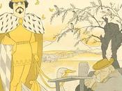 rêve bavarois d'un Roi, caricature revue Simplicissimus 1924