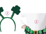 Accessoire Saint Patrick