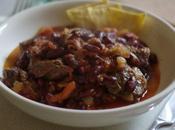 Recette chili boeuf, basses calories sans gluten