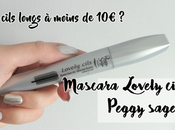 Mascara lovely cils Peggy sage longs moins 10€?