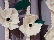 Tutoriel facile mobile décoration murale fleurs