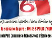 Vœux section sétoise Parti Communiste.