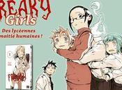 manga Freaky Girls chez Pika
