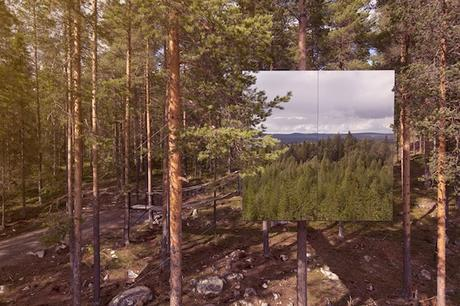 Incredible-Mirror-Cube-Habitation-in-Sweden-3