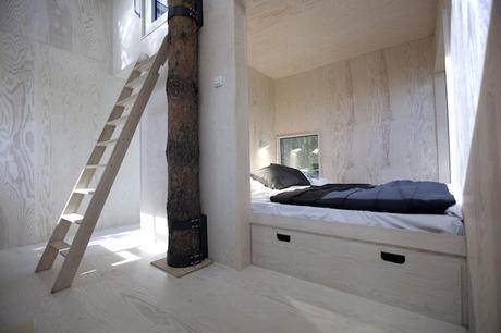 Incredible-Mirror-Cube-Habitation-in-Sweden-9