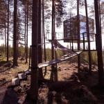 EVASION : Mirrorcube en Suède