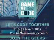 Découvrez Hackathon Game Code 2017