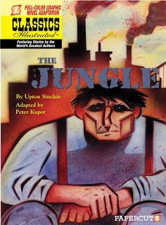 La Jungle: le livre qui a changé la monde, mais pas comme il le voulait