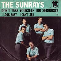 The Sunrays : they lived for the sun.