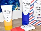 Rituel rasage Monsieur Barbier, trio efficace made France