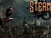 [Livre] Découverte Steamdolls, nouveau graphic novel