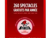 Spectacles gratuits février Bistro Ste-Cath