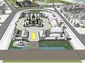 département Beaux-Arts dévoile design crématorium Bhumibol -Rama