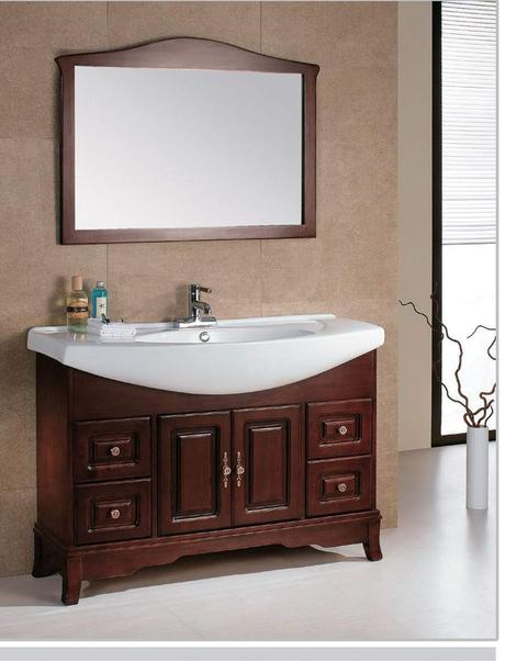 Bathroom Vanity Solid Wood Paperblog