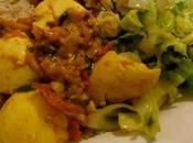 Recette d'oeufs sauce tomates, épicés oeufs vindaloo (cuisine indienne, Goa)