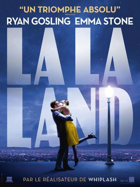 La La Land - 2016 - Affiche du film