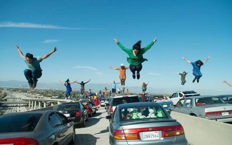 La La Land - Scène d'ouverture - Autoroute Highway