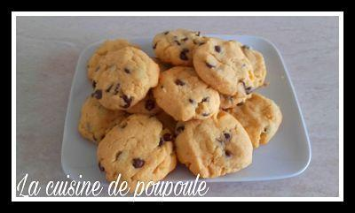 Cookies américain au thermomix ou sans