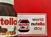 #WorldNutellaDay journée entre souvenirs, nostalgie gourmandise