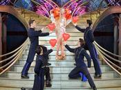 Saint Valentin Lido Paris, féerie revue Paris Merveilles