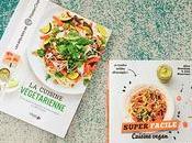 Livres nouveautés rayon végétarien