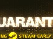 Quarantine disponible accès anticipé Steam