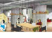 caserne transformée logements pour étudiants
