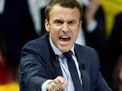 Macron, l'homme main