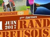 Rand'Creusoise centre loisirs tout terrain Espace moto (23), juin 2017