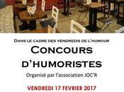 Jury concours d'humoristes Castres