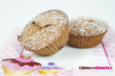 muffins chocolat au lait noisettes paperblog. Black Bedroom Furniture Sets. Home Design Ideas