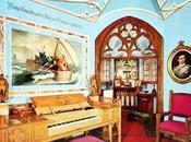 salle musique Hohenschwangau: piano lequel Wagner joua pour Louis