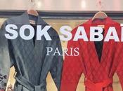Sabaï, ouvre store rive gauche