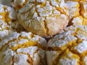 Biscuits Craquelés citron thermomix