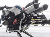 MOTEUR Flying Motorcycle