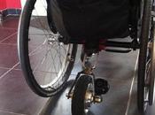 ForceWheel, assistance électrique pour fauteuil manuel