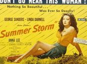 L'Aveu Summer Storm, Douglas Sirk (1944)