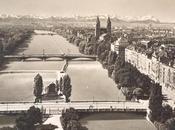 Munich 1930: aérienne pont Cornelius avec monument Louis