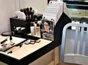 leçon maquillage chez Bobbi Brown, Paris
