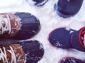 Bien dans bottes avec Crocs
